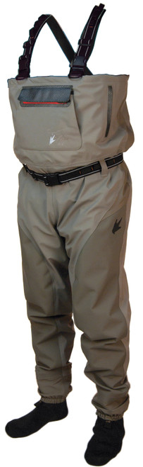 Frogg Toggs Anura II Reinforced Nylon Breathable Stockingfoot Stout Wader