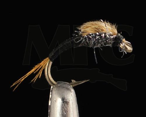 Montana Fly Company Palomino Midge