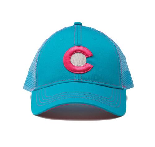 Republic Colorado No Stripe Hat Pink
