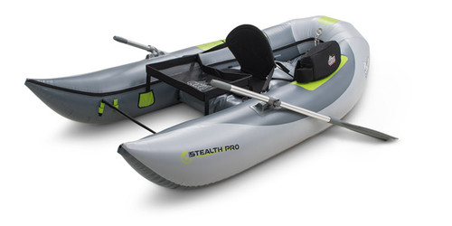 Outcast Stealth Pro Frameless Boat