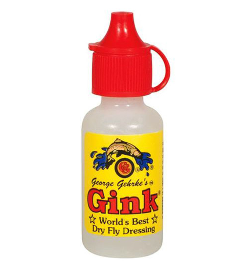 Gehrke's Gink Dry Fly Floatant Fly Fishing