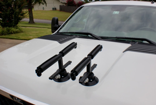 DOUBLE VACUUM ROD RACKS - FISHING ROD TRANSPORTING SYSTEMS - by Tight Line
