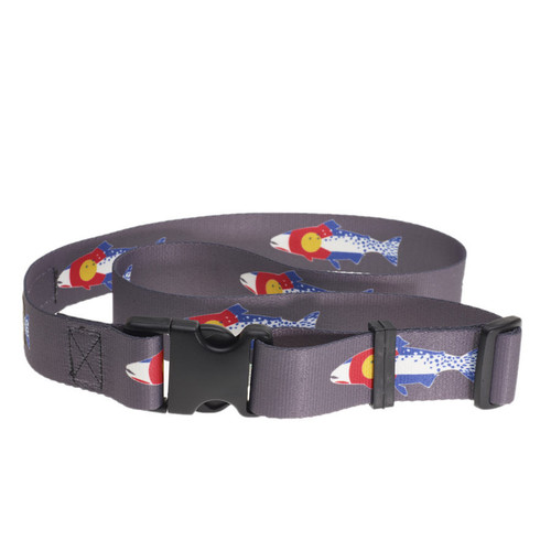 Rep Your Water Colorado Cutthroat Wading Belt