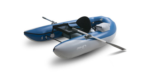Outcast Fish Cat Scout Frameless Pontoon