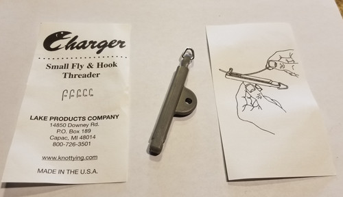 Charger Small Fly & Hook Tippet Threader - Fly Fishing