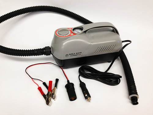 Hala High Pressure Electric Pump for an Inflatable Paddle Board