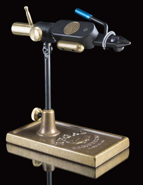 Regal Traditional Head Revolution and Bronze Traditional Base Tying Vise