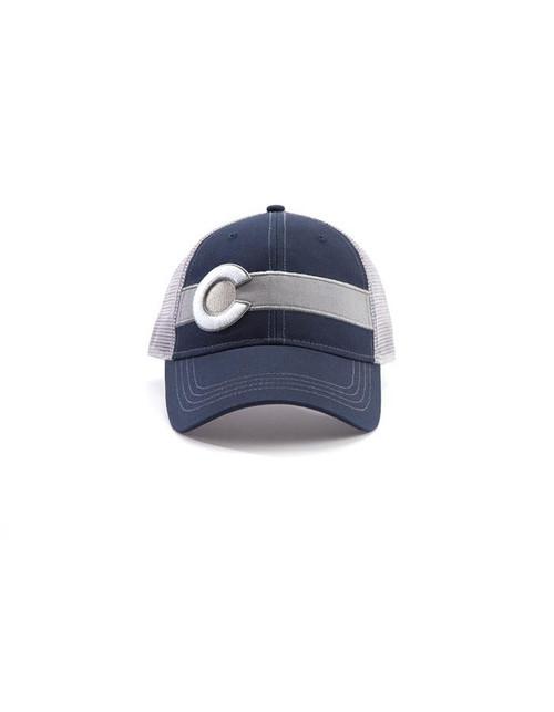 Republic of Colorado Silver and Blue CO Hat