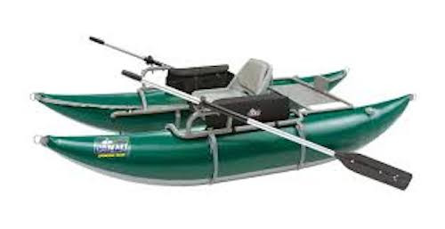 Outcast PAC 900 - Pontoon Boat