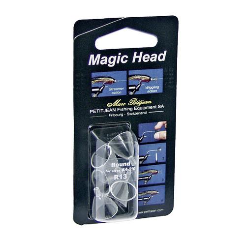 PETITJEAN ROUND MAGIC HEAD