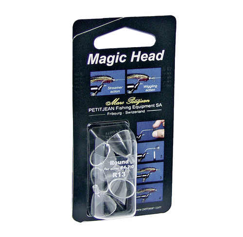 PETITJEAN ROUND MAGIC HEAD