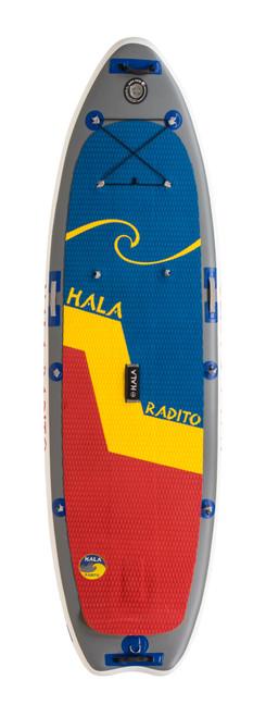 Hala Radito Paddle Board With StompBox Inflatable SUP