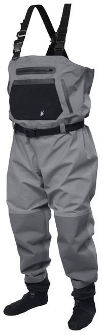 Frogg Toggs Sierran Reinforced Nylon Breathable Stockingfoot Wader