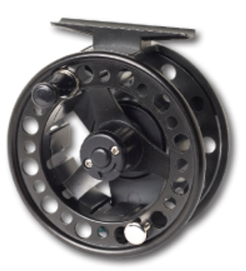 Wright & McGill Plunge Large Arbor Reel - Fly Fishing