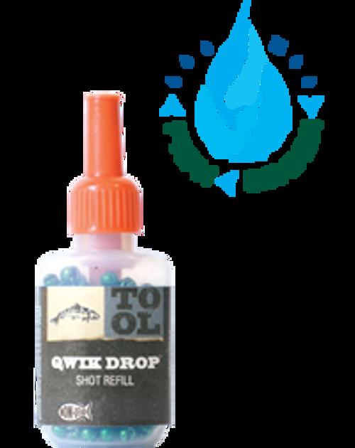 Wright & McGill - Qwik Drop Non-Toxic Jumbo Shot Refill