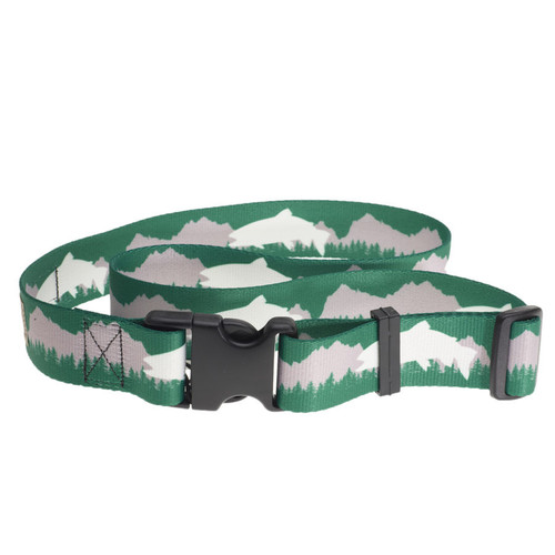 Rep Your Water Green Mountain Wading Belt