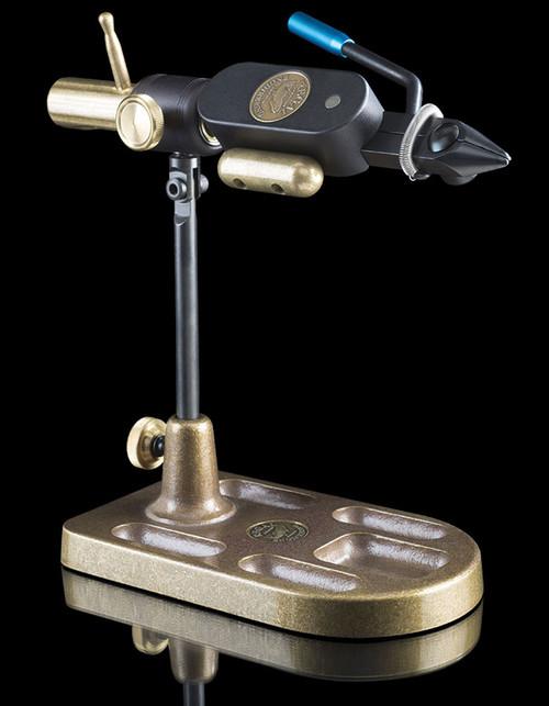 Regal Big Game Head Revolution and Bronze Pocket Base  Tying Vise