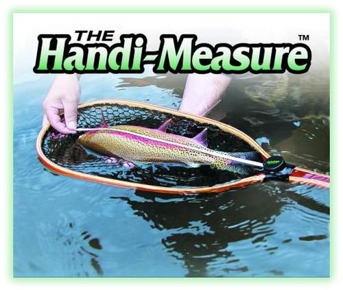 The Handi-Measure for Fly Fishing Net
