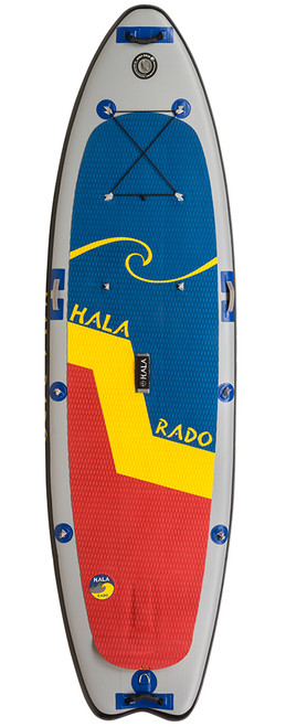 Hala Rado Paddle Board With StompBox Inflatable SUP