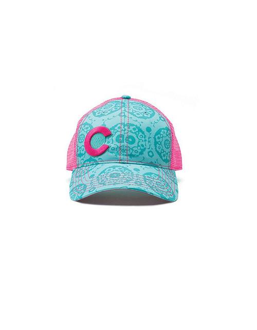Republic Colorado Classic Hat Kaleidoscope Teal