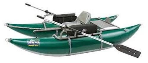 Outcast PAC 800 - Pontoon Boat