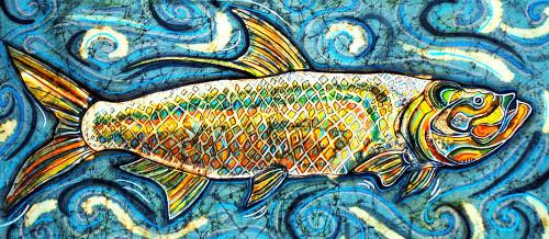 Art 4 All by Abby Paffrath - Tarpon