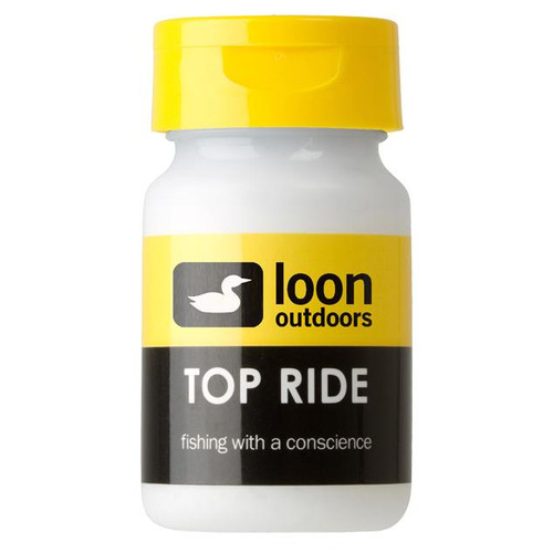 Loon Outdoors Top Ride Dry Fly Floatant & Desiccant Powder - Fly Fishing