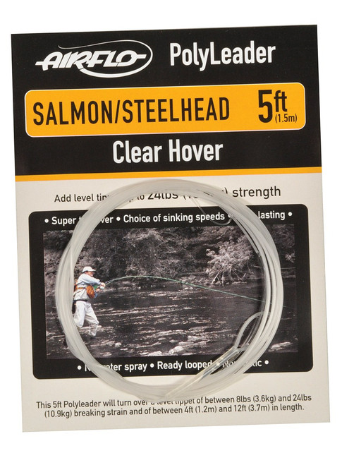 AirFlo Sea Trout/Steelhead Polyleader 8ft