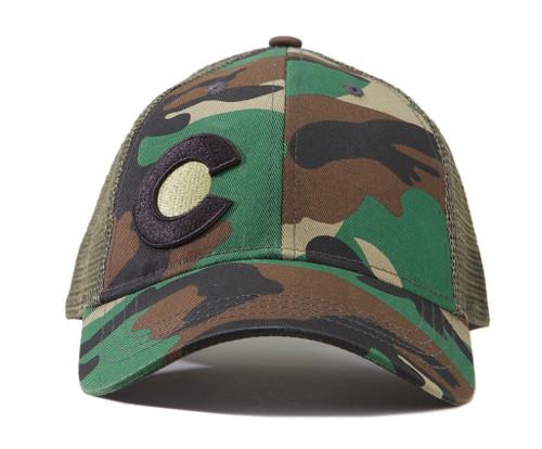 Republic Colorado Hat Camo