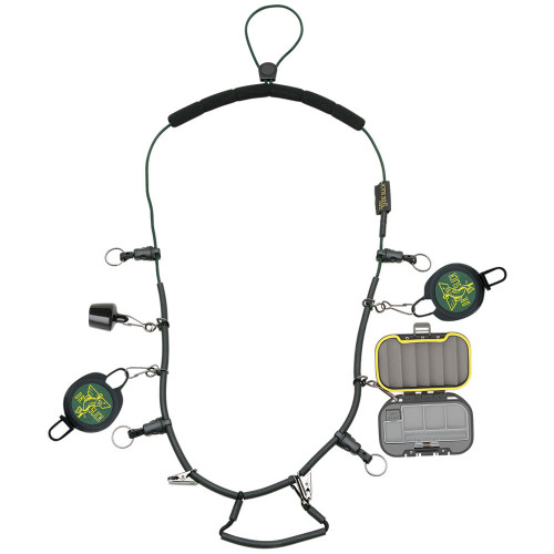Dr. Slick Elastic Lanyard / Necklace - Fly Fishing