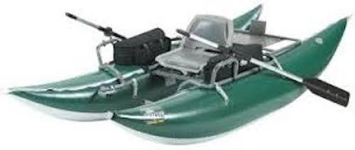 Outcast PAC 1000 - Pontoon Boat