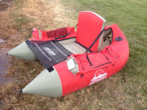 The Creek Company 420 Ultralight Float Tube
