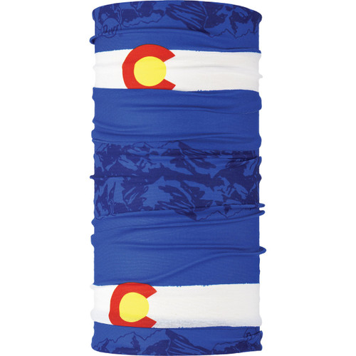UV Original Buff Headgear - Colorado