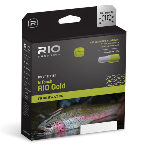 RIO InTouch Gold Fly Lines