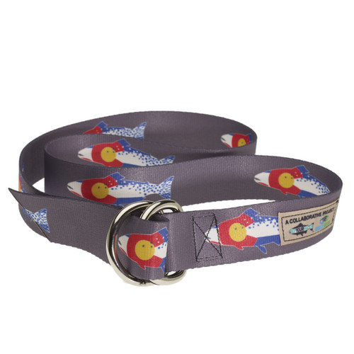 Rep Your Water Colorado Cutthroat Everyday Belt