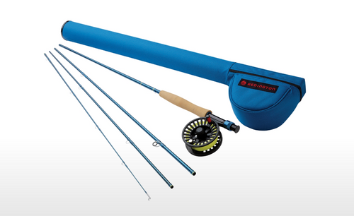 Redington Crosswater 5wt 9' 4 piece Fly Rod OutFit - Fly Fishing
