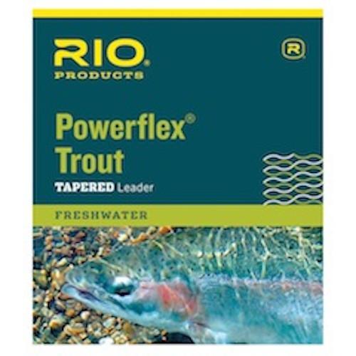 Rio Powerflex 9 ft. Leader - Fly Fishing