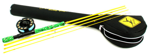 Echo Gecko Fly Rod Kids Kit