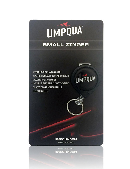 Umpqua Retractor | Small
