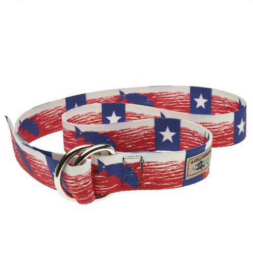 Rep Your Water Lone Star Tailer Everyday Belt