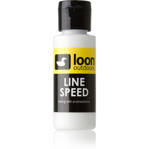 Loon Outdoors - Line Speed Fly Line Cleaner - Fly Fishing
