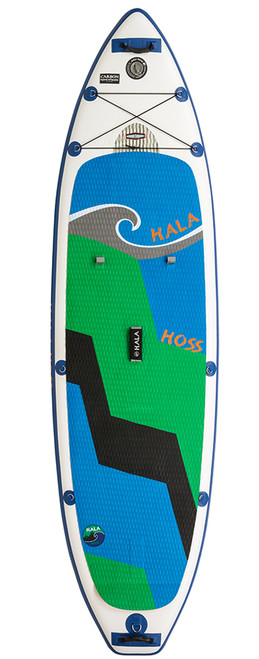 Hala Carbon Hoss Paddle Board Inflatable SUP