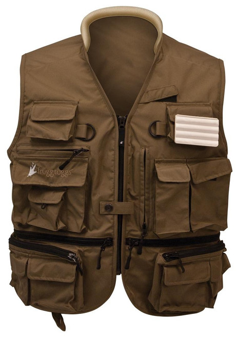 Frogg Toggs Toadskinz Hellbender Pack Vest