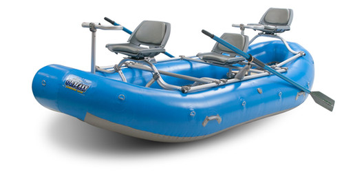 Outcast PAC 1400 - Pro Series Boat, Blue
