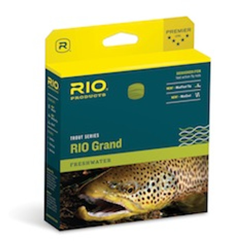 Rio Grand Fly Line - Fly Fishing