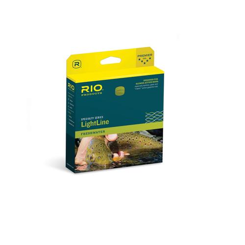 Rio LightLine Double Taper Fly Line
