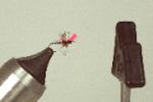 Peak Non-rotary Vise Midge Jaw - Fly Tying