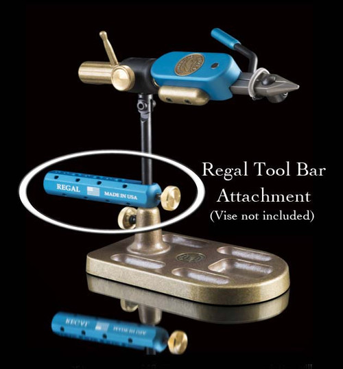 Regal Vise Tool Bar Attachment