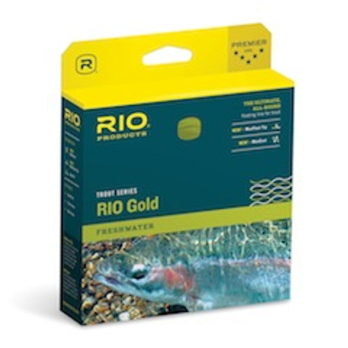 Rio Gold Fly Line - Fly Fishing