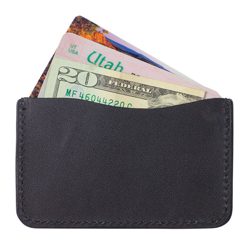 Chums Scout Leather Wallet